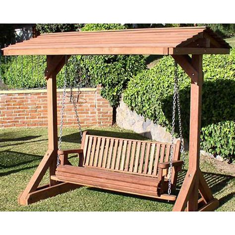 nokw woodworking plans garden swing