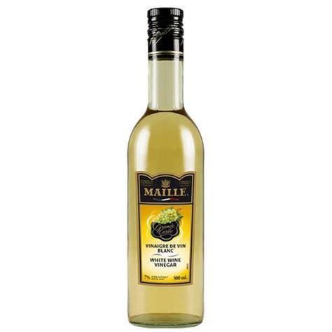 vinaigre de vin blanc maille | walmart canada