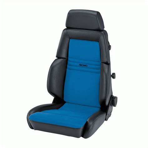 Reclining Sports Seats by Recaro Expert M Reclining Sport Seat Gsm Sport Seats
