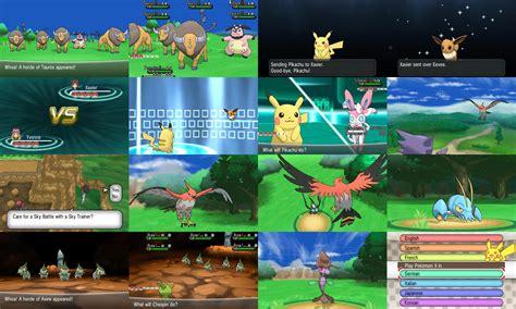 resetting game pokemon y an 225 lise games pok 233 mon x y adrenaline