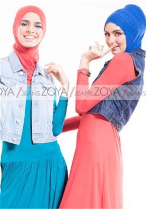 Pakaian Muslim Wanita Bhj 197 model pakaian muslim wanita modern 2015