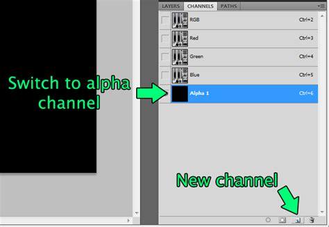 adobe photoshop alpha channel tutorial tutorial working with alpha channel in photoshop the