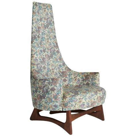 High Back Lounge Chair by High Back Lounge Chair By Adrian Pearsall For Craft