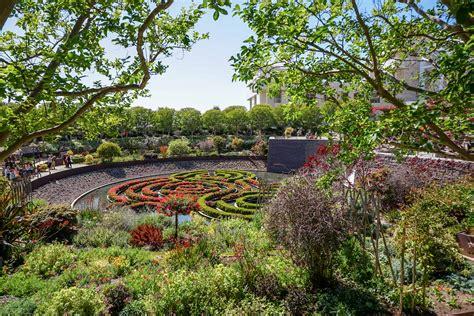 central garden at the getty center imdisla photography