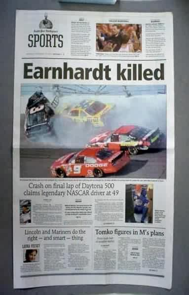 Dale Earnhardt May Shield Smith Autopsy Photos by Dale Earnhardt Autopsy Quot Article And Photos