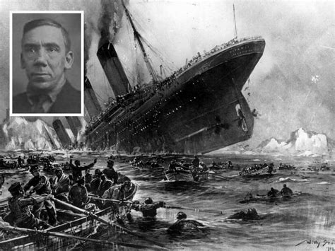 How The Sinking Of The Titanic Changed The World by How A Baker Survived The Titanic Sinking By Getting Really