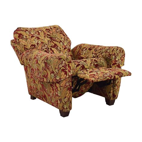 second hand lazy boy recliner 84 off lazy boy lazy boy burgundy floral recliner chairs