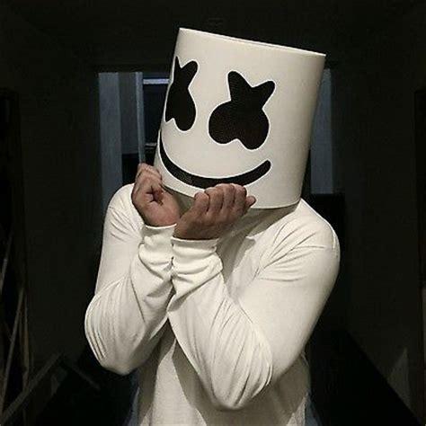 Hoodie Sweater Anak Dj Marshmello Alone Bungsu Clothing marshmello led dj mask marshmallow mellogang cad 197 05 picclick ca