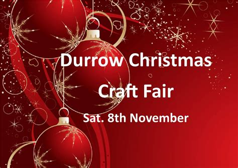 christmas craft fair 2014 durrow laois county ireland