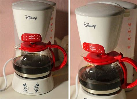 disney kitchen appliances disney mini coffee maker portable small kitchen appliance