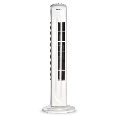Igenix Df0030 Oscillating Tower Fan With Timer 30 Inch