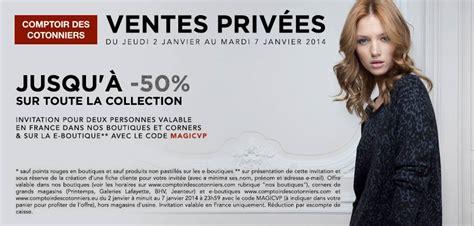 Le Comptoir Des Cotonniers Soldes by Ventes Priv 233 Es Comptoir Des Cotonniers