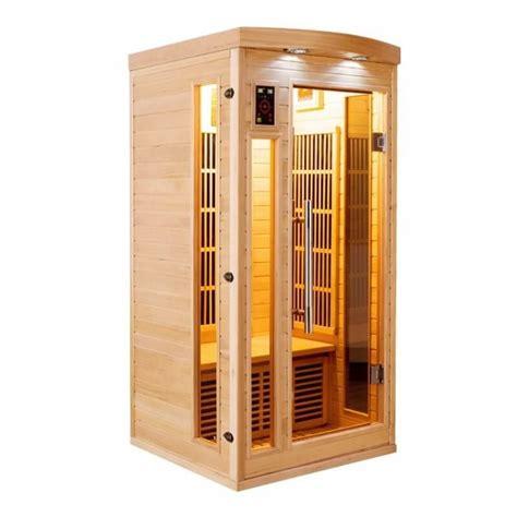 cabine sauna cabine sauna infrarouge appollon sauna 1 place