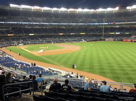 section 210 yankee stadium yankee stadium section 209 new york yankees