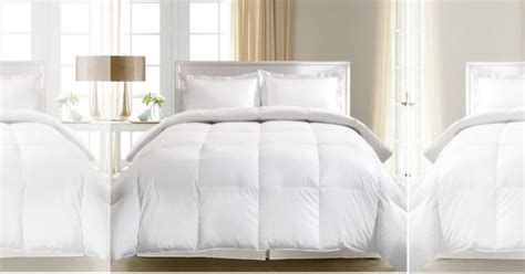 comforters at kohl s kohl s hotel suite goose down comforter only 39 99 reg