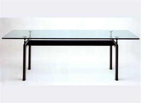 tavolo le corbusier prezzo cristal table