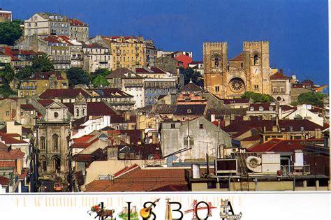 gua turstico de las ciudades de portugal lugares de lisboa una ciudad de ensue 241 o viajesydem 225 s