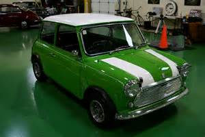 Mini For Sale Vintage Classic Motorsports 1972 Mini For Sale