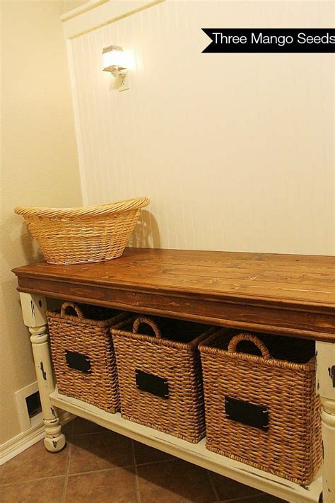 laundry room folding table ideas three mango seeds laundry room folding table small
