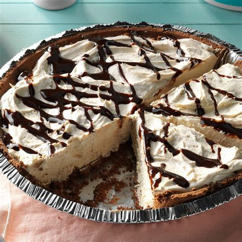 frosty peanut butter pie recipe taste of home
