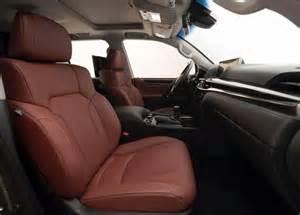Interior Lexus Lx 570 2017 Lexus Lx 570 Release Date Review Hybrid Price