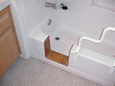 makeshift bathtub crazy home inspection photos homescan inspection
