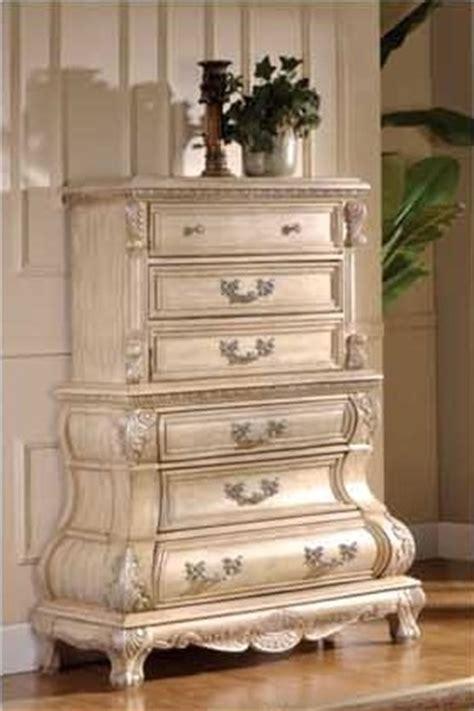 imperial antique white wash bedroom set von furniture