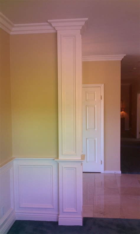 wainscoting ideas dining room moldings   crown