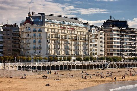 best hotel san sebastian san sebastian 5 star hotels 2018 world s best hotels