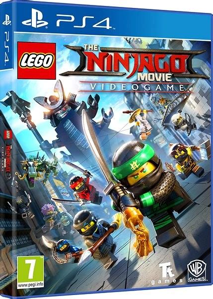Kaset Ps4 Lego Ninjago lego ninjago ps4 console alzashop