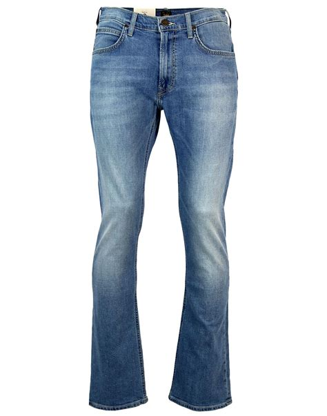 Stylewatch Editors Want To Whats Your Jean Style by Trenton Retro 1970s Mod Denim Bootcut Caribbean