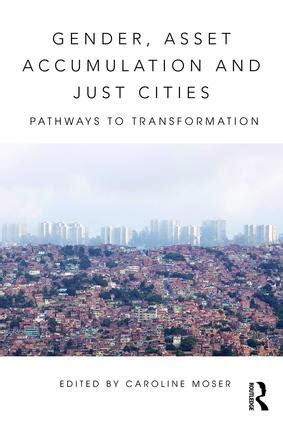 transformations gender and psychology books gender asset accumulation and just cities pathways to