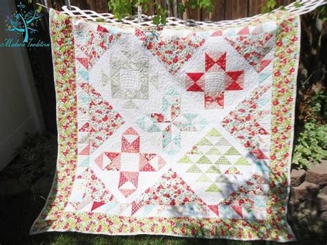 5 block charm by shanmodtraditio quilting pattern