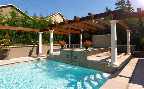 Jc Backyard 7 Of The Best Swimming Pools In And Around Seattle