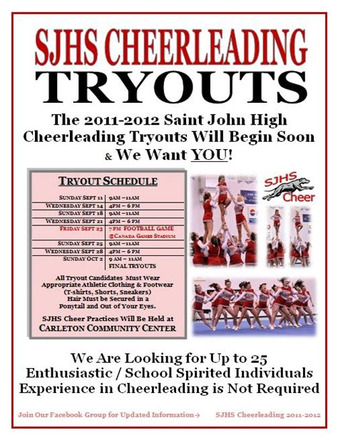 17 Best Images About Team Picture Poster Ideas On Pinterest Team Pictures Cheer And Saint John High School Football Media Guide Template