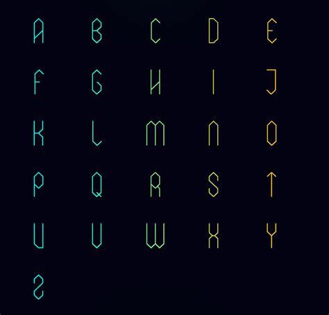 elixia  geometric display font