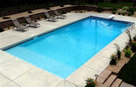 Backyard Pools Mn Inground Swimming Pool Pictures