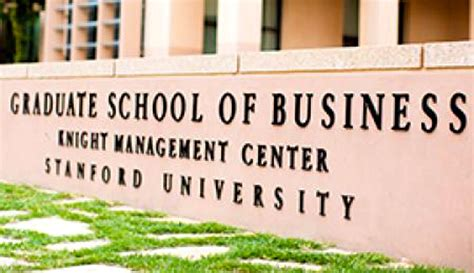Stanford Mba Entrepreneurship Program by A Student In The Stanford Business School