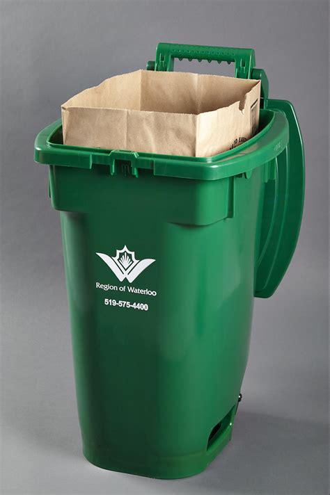 waterloo region residents are fans of the green bin 570 news
