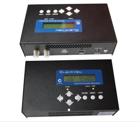 Modulator Tv Kabel Digital high quality hd digital modulator monitor accessories mod100