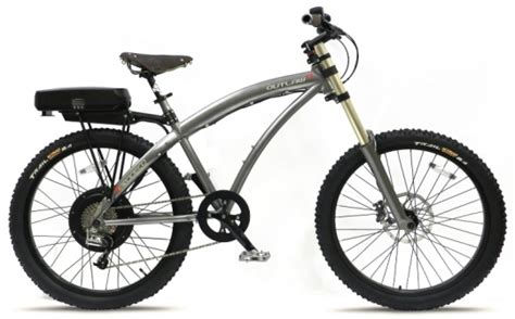 F E Bike Review by The New Prodeco Outlaw Electric Mountain Bike Electric