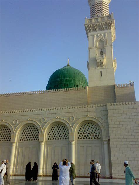islam inspirasi ketaqwaanku pemandangan  kota madinah