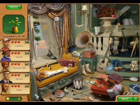 free full version hidden object puzzle adventure games play popular online hidden object games on gamehouse