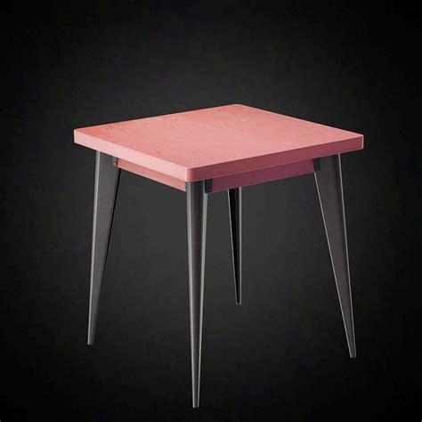 tolix table  furniture  models