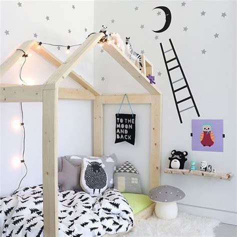 house of kids bedrooms 25 cozy house beds frame for your kids rooms home