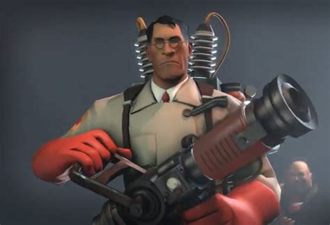 team fortress 2 s meet the medic makes it cool to uber