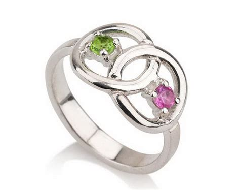 items similar to infinity ring 925 sterling silver