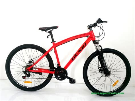 Thrill Cleave 1 0 27 5 Silver thrill sepeda gunung mtb 27 5 cleave 2 0 21 speed matte