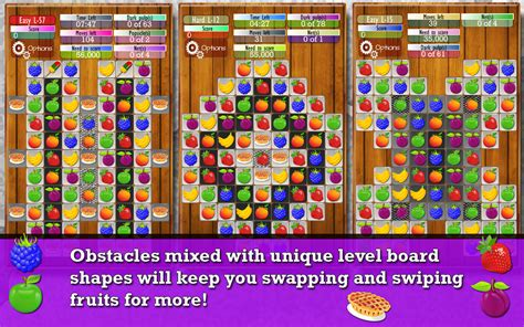 fruit drops 2 match 3 puzzle android apps on play - Match 3 For Android