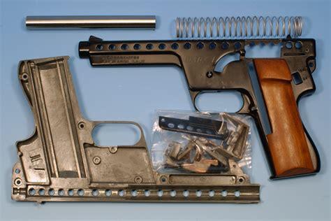 Mba Gyrojet Pistol For Sale by Mba Gyrojet